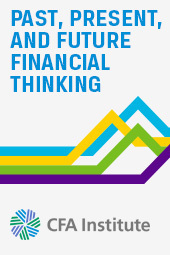 Bill Sharpe: Past, Present, and Future Financial Thinking