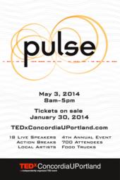 TEDxConcordiaUPortland 2014