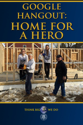 Google Hangout: Home for a Hero