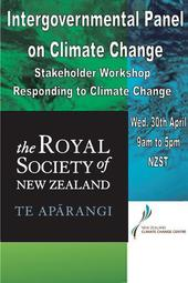 Climate Change Workshop - Responding to Climate Change