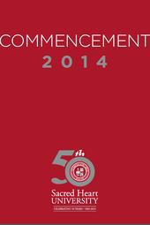 Sacred Heart Univ. Commencement 2014