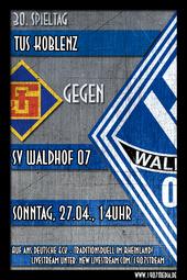TuS Koblenz - SV Waldhof