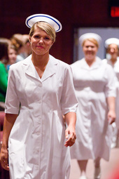 -Nurses Pinning Ceremony 2014