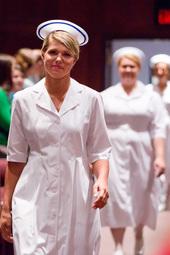 -Nurses Pinning Ceremony 2014