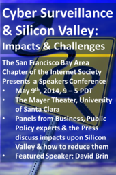 Cyber Surveillance & Silicon Valley:  Impacts & Challenges