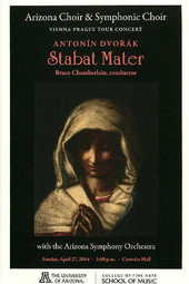 Stabat Mater with the Arizona Choir and Symphonic Choir