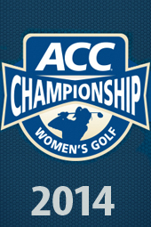2014 ACC Women's Golf Championship - Day 2