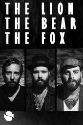 The Lion The Bear The Fox live at Streaming Cafe