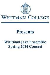 Jazz Ensemble Spring Concert 2014