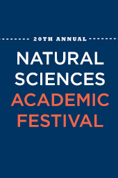 2014 Natural Sciences Academic Festival