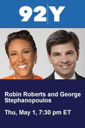 Robin Roberts and George Stephanopoulos