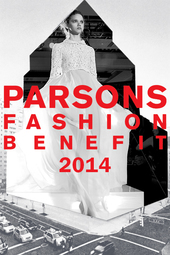 2014 Parsons Fashion Benefit