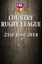 Country Rugby League Finals