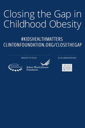 Closing the Gap in Childhood Obesity