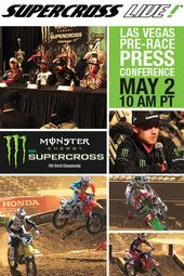 5/2/14 Las Vegas Press Conference :: Supercross LIVE!