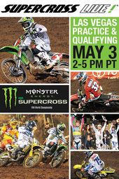 Las Vegas 5/3/14 - Supercross LIVE!