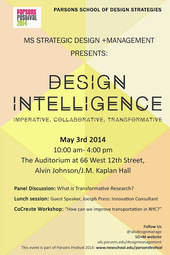 Design Intelligence Conference