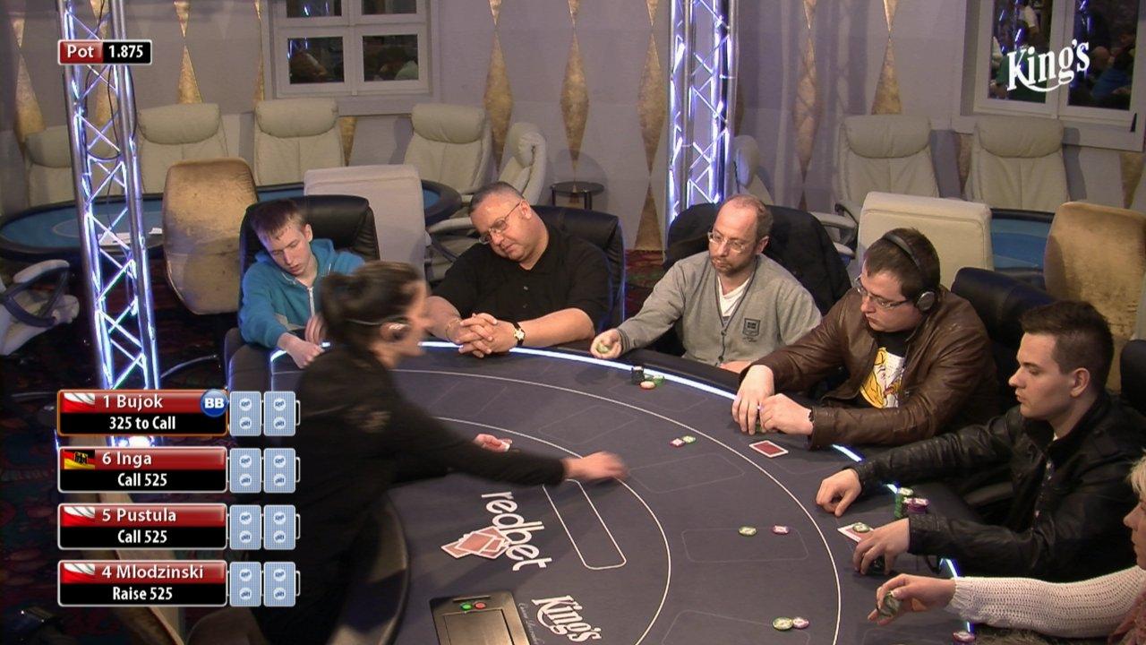 poker live stream kingscasino