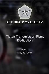 Tipton Transmission Plant Dedication