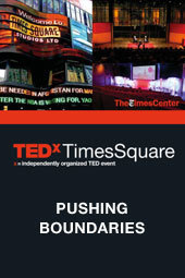 TEDx TimesSquare 2014 - Pushing Boundaries