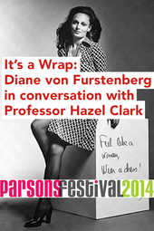 It's a Wrap: Diane von Furstenberg