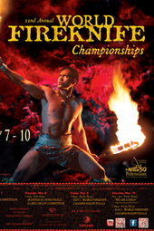2014 World Fireknife Championship