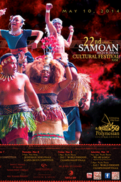 """We Are Samoa"" High School Song & Dance Festival"
