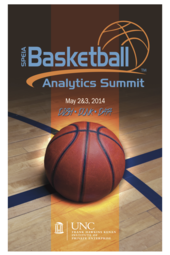 Basketball Analytics Summit at UNC-Chapel Hill