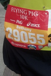 Flying Pig, Toyota 10k