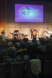 First Fellowship Worship - May 4, 2014