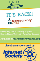 Transparency Camp DC