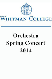 Orchestra Spring Concert