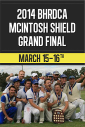 2014 BHRDCA McIntosh Shield Grand Final