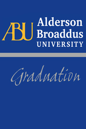 2014 ABU Commencement