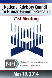 National Advisory Council for Human Genome Research