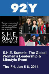 S.H.E. Summit: The Global Women's Leadership & Lifestyle Event