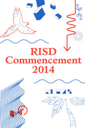 RISD Commencement - May 31, 2014