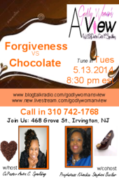 Forgiveness vs Chocolate