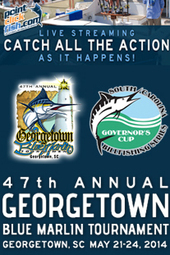 47th Annual Georgetown Blue Marlin Tournament - LIVE Coverage