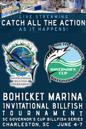 2014 Bohicket Marina Invitational Billfish Tournament