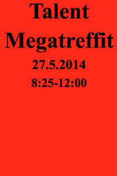 Talent Megatreffit 2014