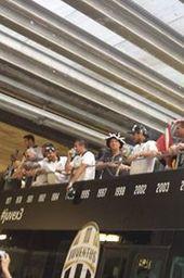 Festa Juventus, partenza pullman dallo Stadium