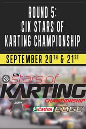 Round 5: CIK Stars of Karting Championship