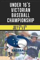 Under 16's Victorian Baseball Championship