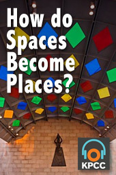 How Do Spaces Become Places?