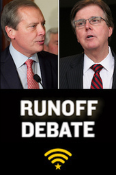 Lt. Gov. Runoff Debate