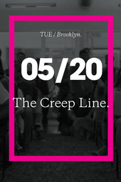 The Creep Line