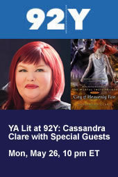 YA Lit at 92Y: Cassandra Clare with Special Guests