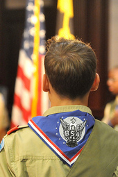 2013-2014 Eagle Scouts and Gold/Silver Trefoil Award Girl Scouts