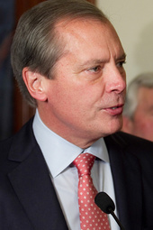 David Dewhurst: Runoff Election Night